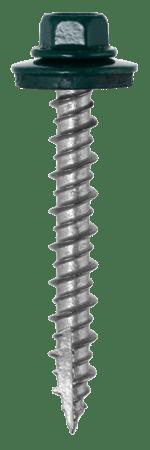 Fastgrip #10 hi-lo metal panel roofing screw