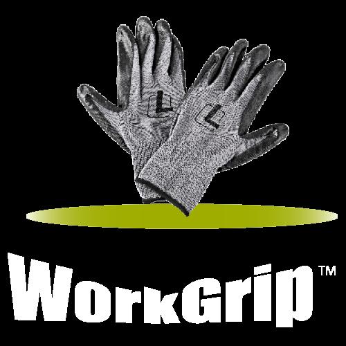 Workgrip gloves