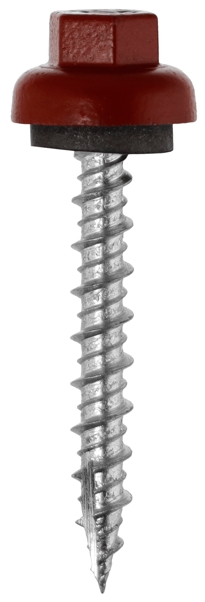 ProZ #10 hi-lo metal panel roofing screw